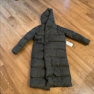NWT Lululemon Cloudscape Jacket - Black